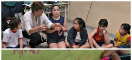 Actividad sobre inclusión en escuela