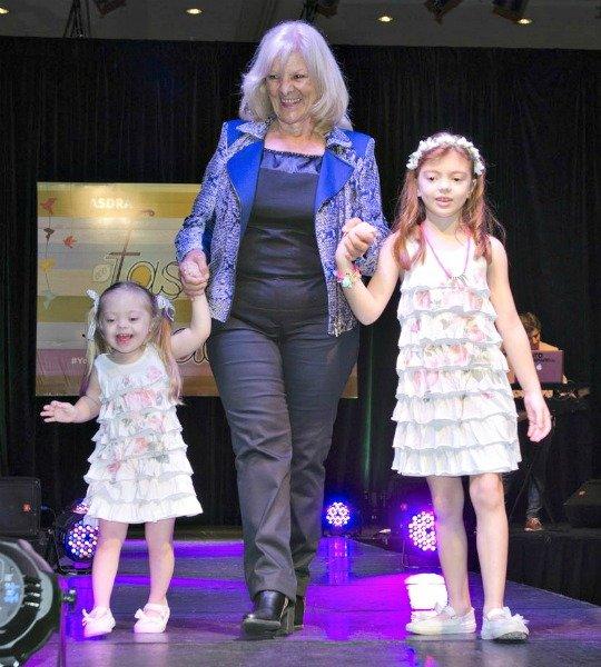 Reunión de abuelos de personas con síndrome de Down