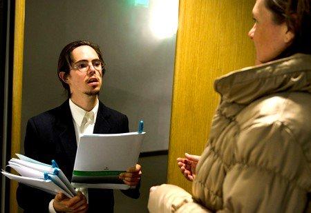 Personas con discapacidad intelectual en busca de trabajo