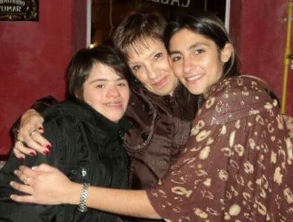 Sobreprotección de familiares con síndrome de Down