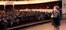 Conferencia de Pablo Pineda en Tucumán