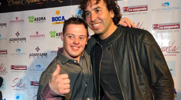 ASDRA celebró 28 años de trabajo por la inclusión de las personas con síndrome de Down con una cena de gala