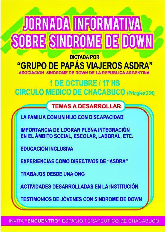 Papás Viajeros de ASDRA en Chacabuco