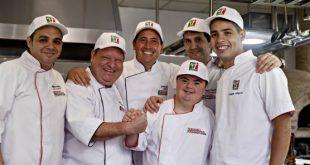 Equipo argentino que participará en el Mundial de la pizza