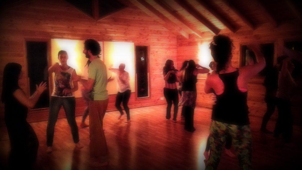 Clase de método flow dance