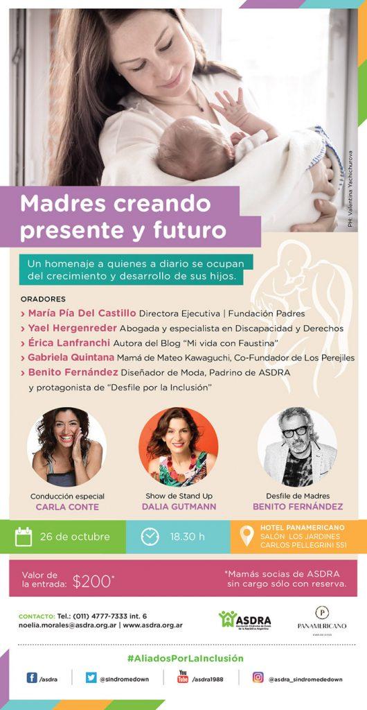 Madres creando presente y futuro