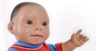 Bebé con Síndrome de Down, una nueva oferta que incluye Giro Didáctico Crédito: Gentileza Giro Didáctico