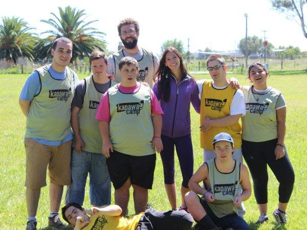 Viaje del taller de Vida Independiente