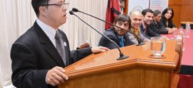 Juan Pablo Reyes, nuevo trabajador en Salta