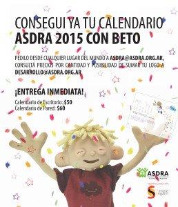 Calendario ASDRA de escritorio