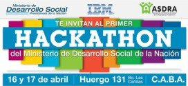 Hackathon ASDRA IBM Ministerio de Desarrollo