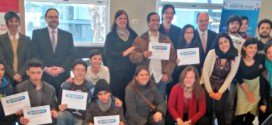 Ganadores hackathon por la inclusión
