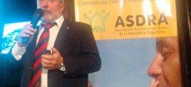 Dr. Ricardo Berridi en evento de ASDRA en Fundación Barceló