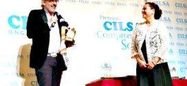 Premiación a Benito Fernández