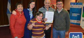 ASDRA reconocida en Corral de Bustos