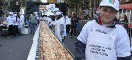 La empanada más grande de Buenos Aires
