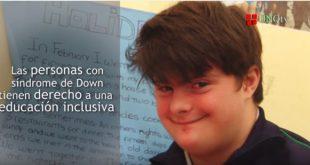 Spot por el Derecho a la Educación Inclusiva