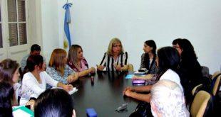 Reunión del Grupo Artículo 24 por la Educación Inclusiva en Santa Fe