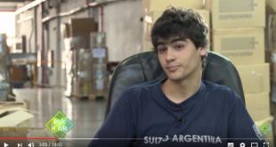 Columna en Desde la Vida: Inclusión laboral de Ignacio