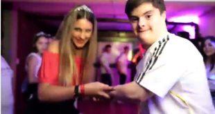 Zequi y Valentina en su video de 15 años