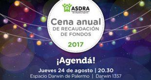 Cena anual de recaudación de fondos ASDRA 2017