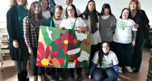 Los Jóvenes solidarios de ASDRA visitamos una escuela en El Palomar