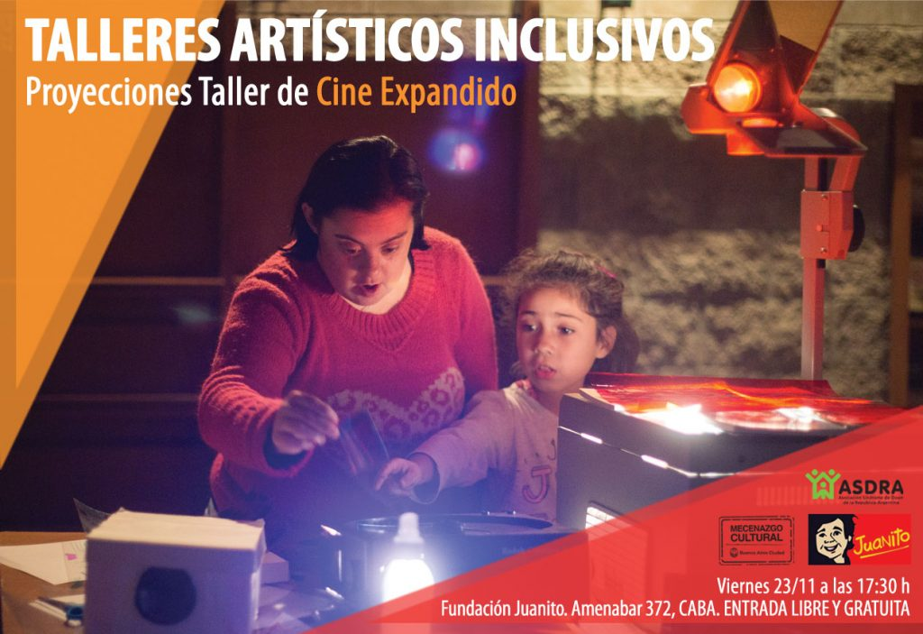 Talleres artístucos inclusivos