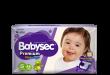 Pañales Babysec con bebés con síndrome de Down