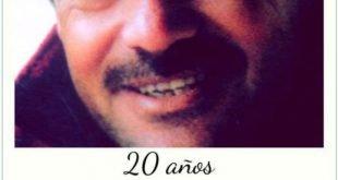 20 años de la partida de Rafael Durlach