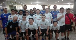 Selección Argentina Masculina de Futsal para Personas con Síndrome de Down