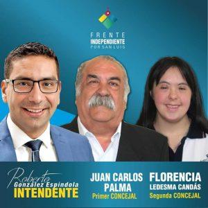 Florencia Ledesma, candidata con síndrome de Down