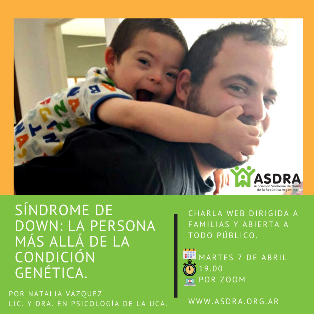 Síndrome de Down: La persona más allá de la condición genética