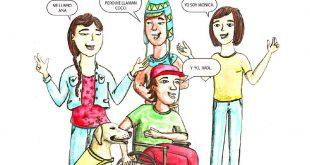 Convención de los Derechos de las Personas con Discapacidad en Historieta